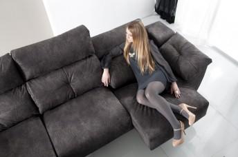 canapé ouvert