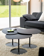 table basse galets