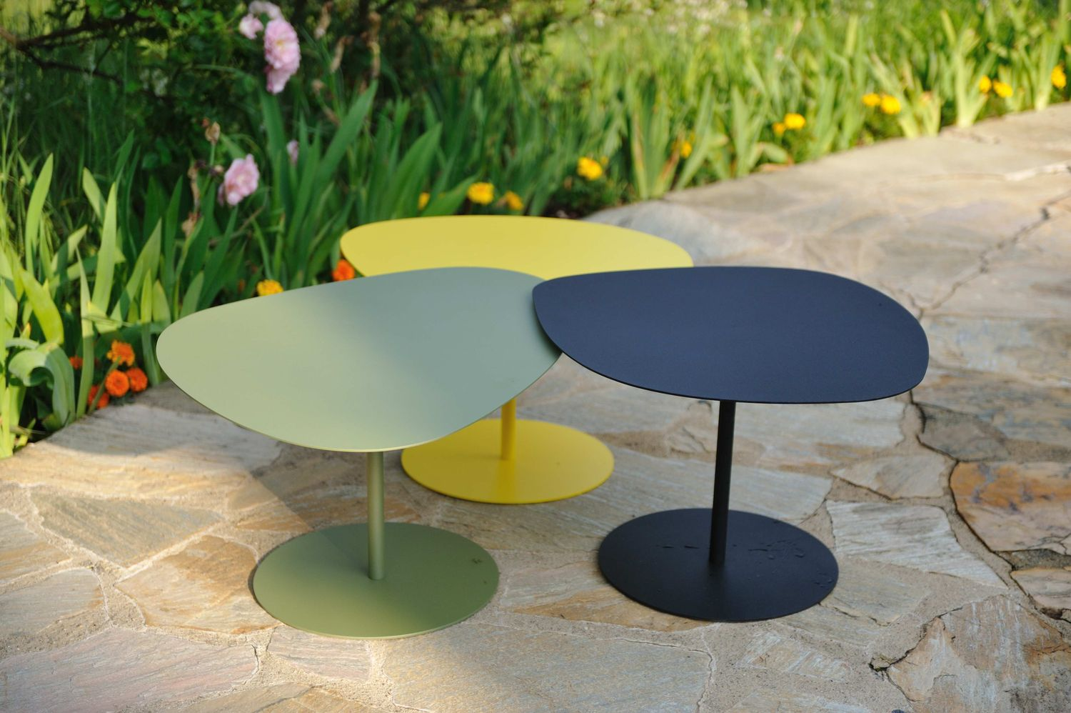 Table galet