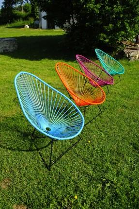 chaises fil